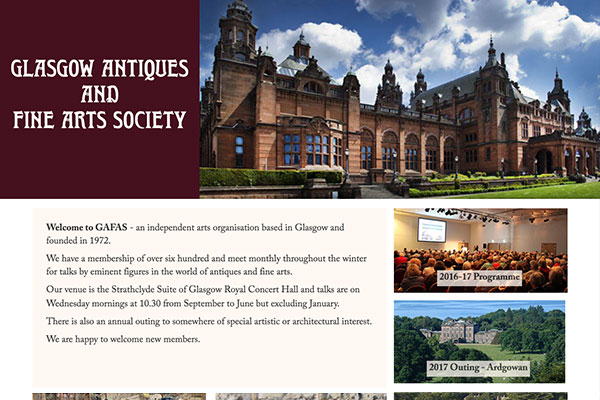 Glasgow Antiques and Fine Arts Society