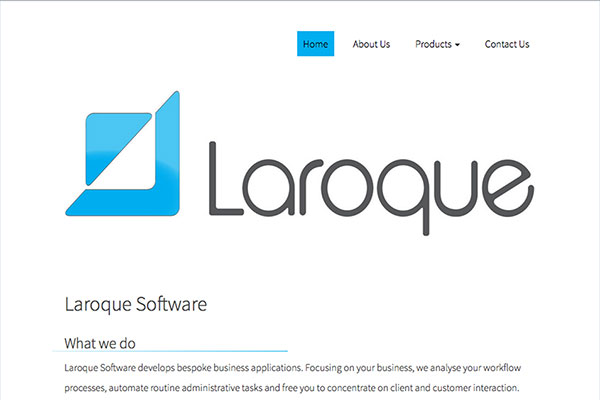 Laroque Software project