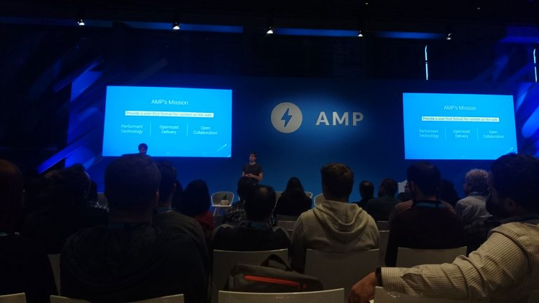 AMP Conference 2018, project mission